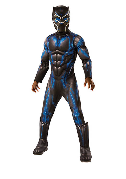 Rubie's Boys 8-20 Marvel Black Panther Movie Deluxe