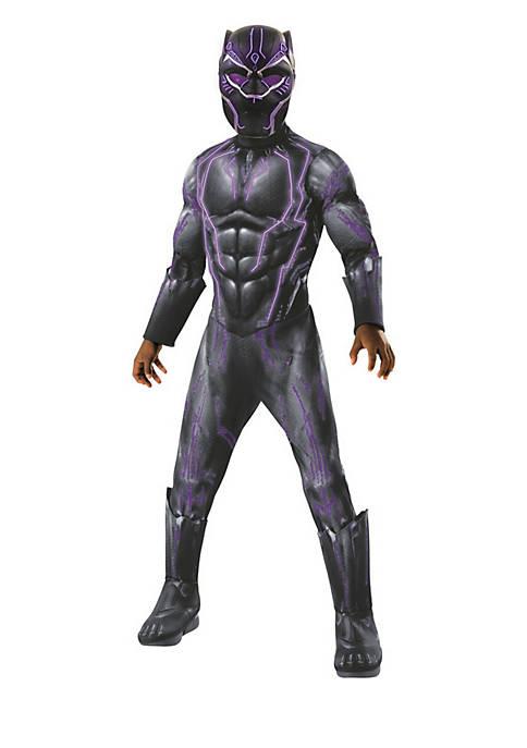 Rubie's Boys 8-20 Marvel Black Panther Movie Super
