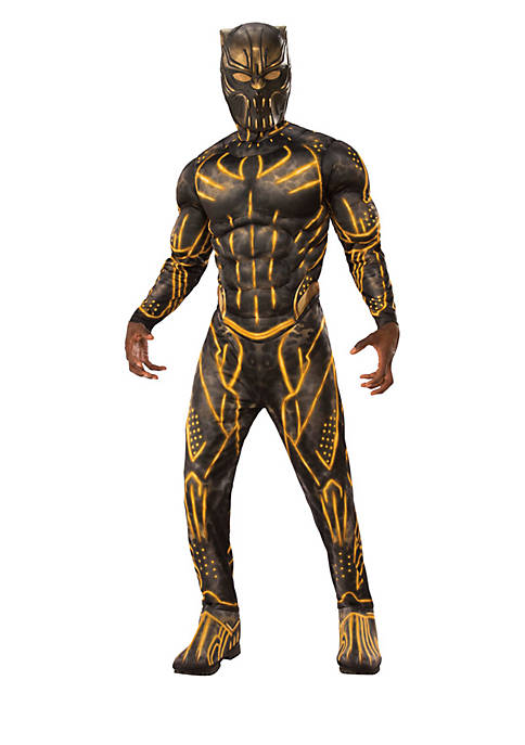 Rubie's Marvel Black Panther Movie Mens Deluxe Erik