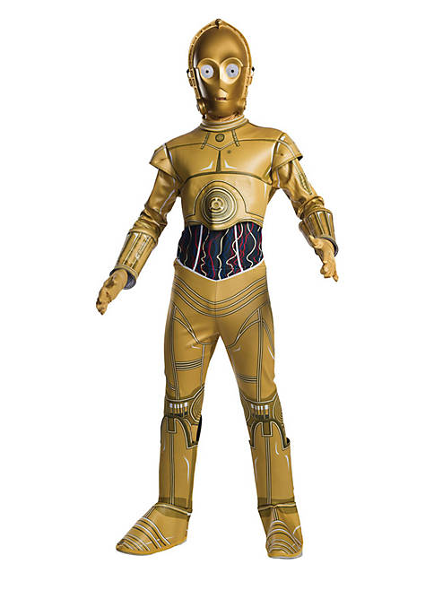Boys 8-20 Star Wars Classic C-3PO Classic Costume