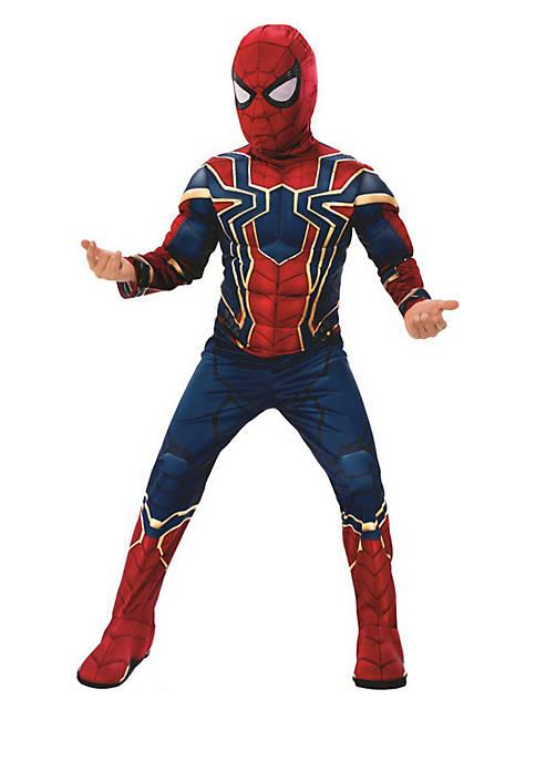 Boys 8-20 Marvel Avengers Infinity War Iron Spider Deluxe Costume
