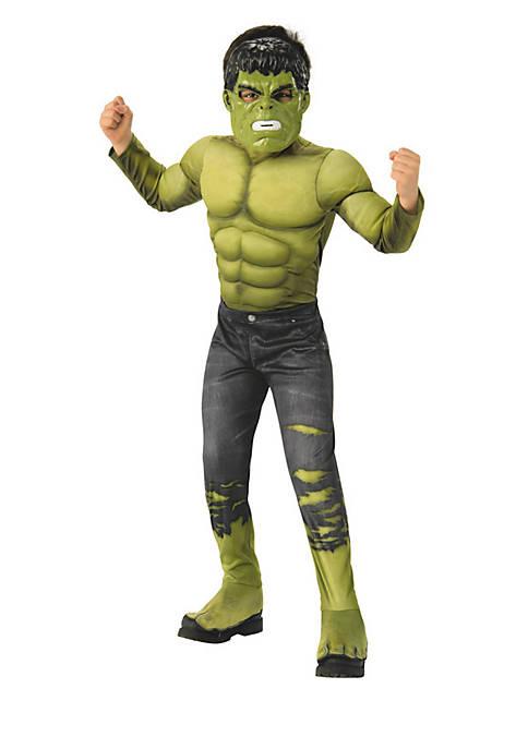 Rubie's Boys 8-20 Marvel Avengers Infinity War Hulk