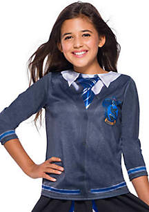 Rubie's Girls 7-16 The Wizarding World Of Harry Potter Child Ravenclaw Costume Top