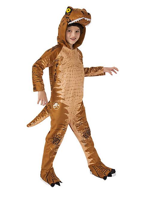 Boys 8-20 Jurassic World: Fallen Kingdom T-Rex Oversized Jumpsuit