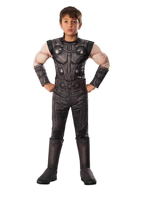 Boys 8-20 Marvel Avengers Infinity War Thor Deluxe Costume