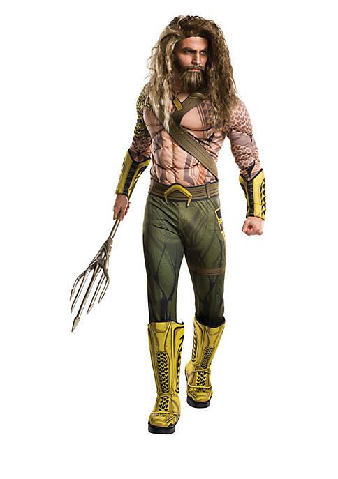 Rubie's Mens Deluxe Aquaman Costume