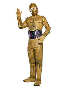 Rubie's Star Wars Classic C-3Po Adult Costume
