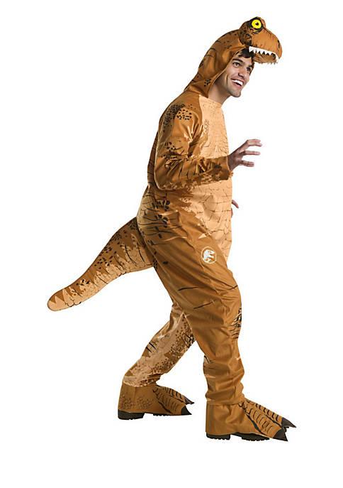 Jurassic World Fallen Kingdom Mens Oversized T-Rex Jumpsuit