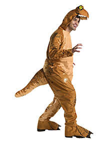 Rubie's Jurassic World Fallen Kingdom Mens Oversized T-Rex Jumpsuit