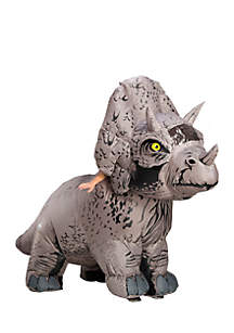 Rubie's Jurassic World Fallen Kingdom Men Tricaratops Inflatable Costume