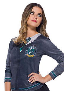 Rubie's The Wizarding World Of Harry Potter Adult Slytherin Costume Top