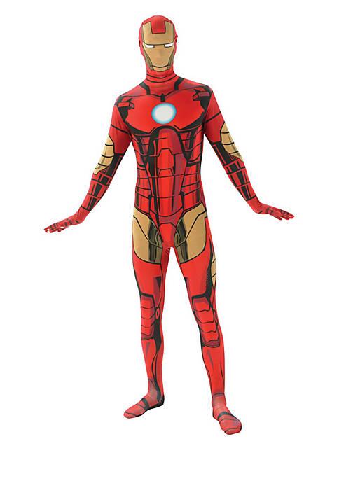 Rubie's Mens Iron Man Second Skin Costume