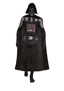 Rubie's Mens Darth Vader Second Skin Costume