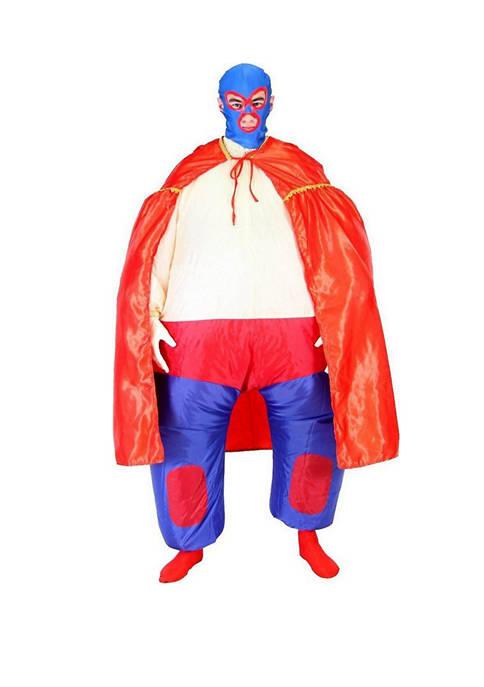 Costume Agent Chub Suit Wrestler Adult Costume