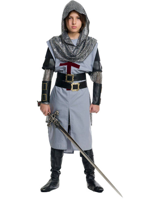 Charades Boys 8-20 Chivalrous Knight Costume