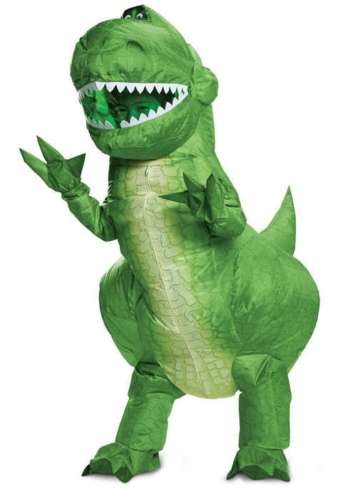 Disguise Big Kids Toy Story 4: Rex Inflatable