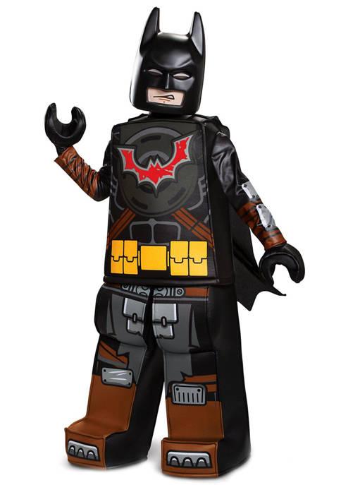 Disguise Boys 8-20 Lego Movie 2: Batman Prestige