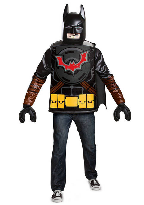 Disguise Adult Lego Movie 2: Batman Costume
