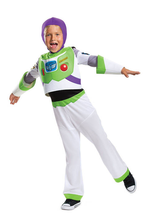 Disguise Boys 8-20 Toy Story 4: Buzz Lightyear
