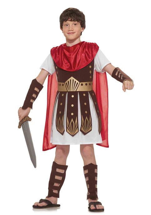 Forum Boys 8-20 Roman Warrior Costume