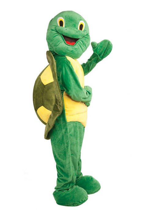 Forum Adult Turtle Mascot Costume