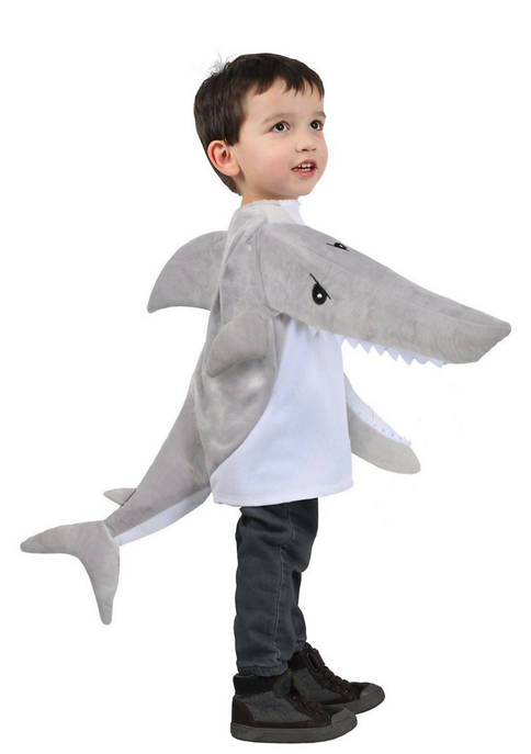 Princess Paradise Big Kids Chompers Chompin Shark Jacket