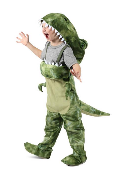 Princess Paradise Big Kids People Eater Dino Costume