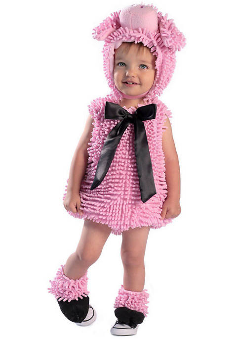 Princess Paradise Little Kids Squiggly Piggy Costume