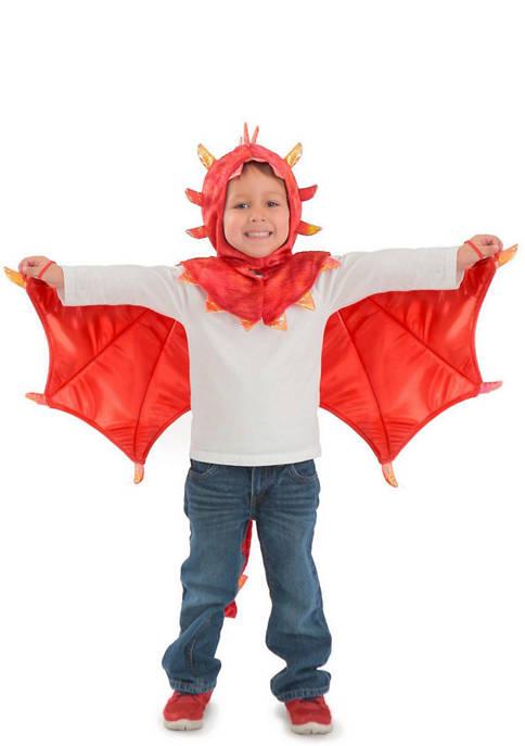 Princess Paradise Big Kids Hooded Liam Dragon Costume