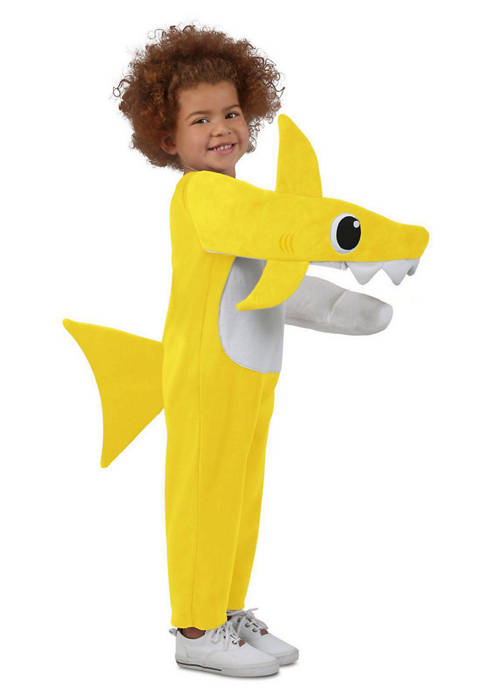 Princess Paradise Big Kids Chompin Baby Shark Costume