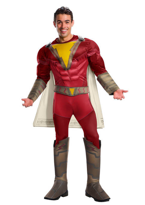 Rubie's Adult Shazam Deluxe Costume