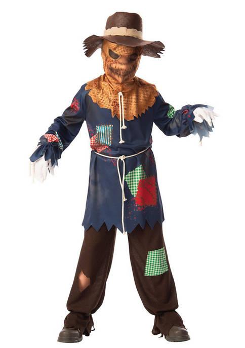Rubie's Boys 4-7 Sinister Scarecrow Costume