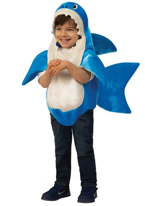Little Kids Baby Shark - Daddy Shark Costume