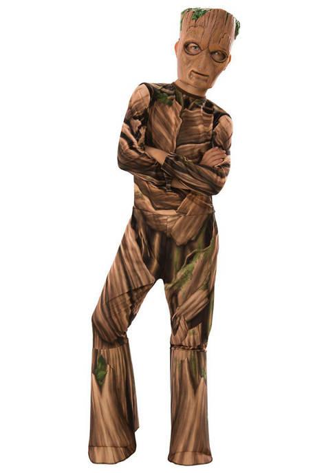 Rubie's Boys 8-20 Avengers Endgame Groot Costume