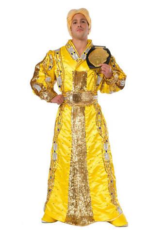 Men/'s WWE Hulk Hogan Grand Heritage Costume by Rubies