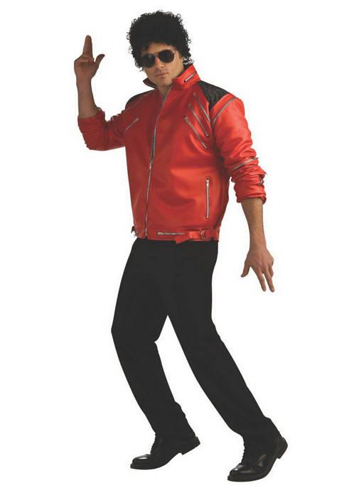 Rubie's Adult Beat It Deluxe Michael Jackson Jacket