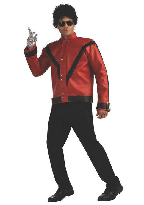 Rubie's Adult Red Thriller Deluxe Michael Jackson Jacket