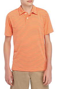 Crown & Ivy™ Boys 8-20 Birdie Stripe Polo