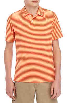 945ec8adbee92e Crown   Ivy™ Boys 8-20 Birdie Stripe Polo ...