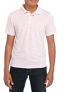 Crown & Ivy™ Boys 8-20 Shore Line Stripe Polo