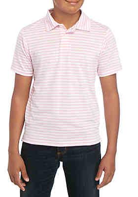 633aa96e02f1ae Crown   Ivy™ Boys 8-20 Shore Line Stripe Polo ...