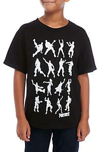 Fortnite Boys 8-20 Dance Dance Emote T-Shirt