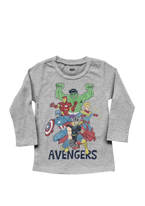 Toddler Boys Earths Mightiest Graphic T-Shirt