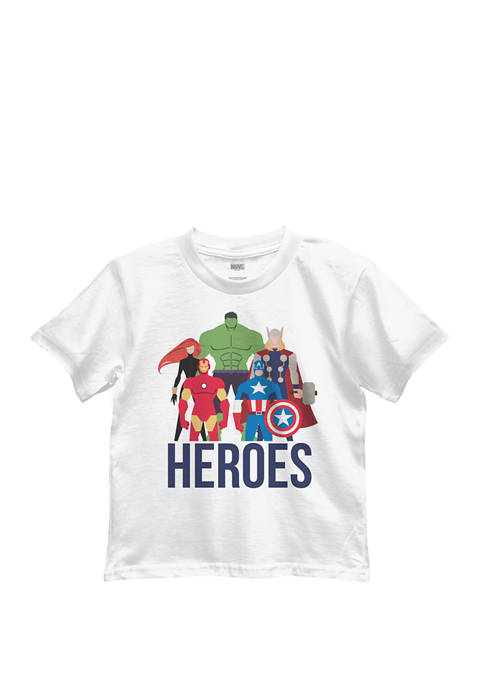 Boys 4-7 Stand Up Heroes Graphic T-Shirt