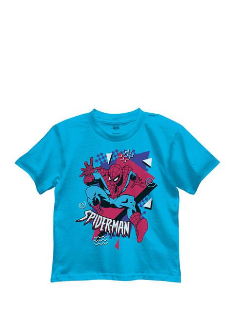 Boys 4- 7 90s Spider Man Graphic T-Shirt