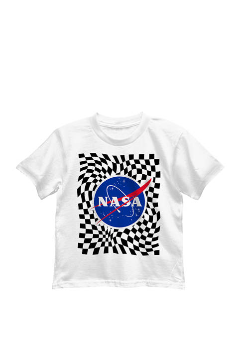 Boys 4-7 NASA Graphic T-Shirt