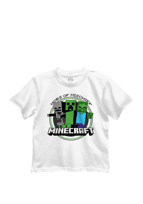 Minecraft Boys 4-7 Mischief Team T-Shirt