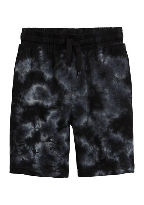 Boys 4-7 Tie Dye Shorts