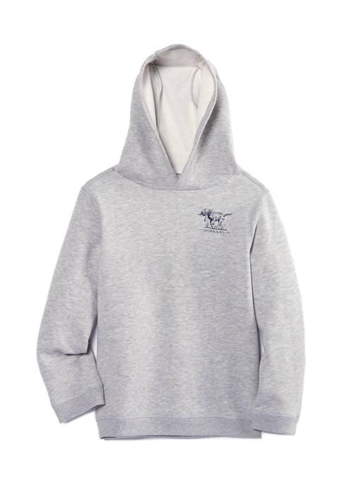 Crown & Ivy™ Boys 4-7 Long Sleeve Fleece