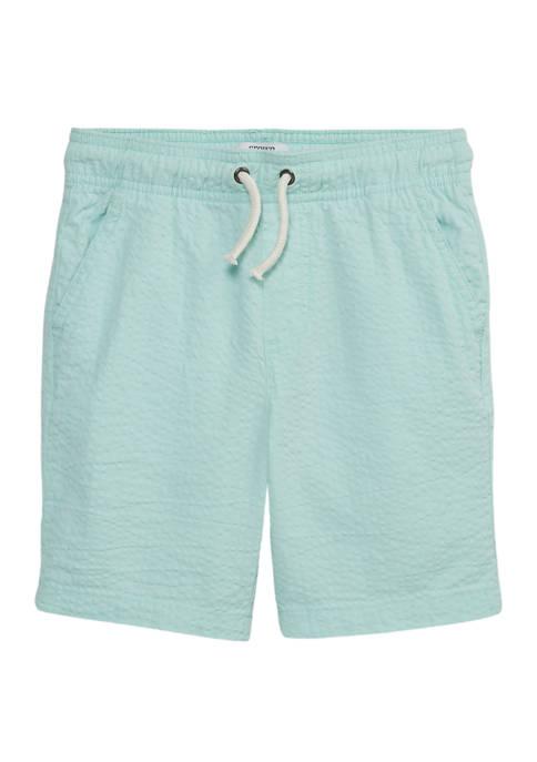 Boys 4-7 Deck Shorts